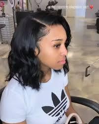 Cheveux prospères sans colle cheveux indiens naturel légère vague bob  vierge cheveux hum… in 2020 | Front lace wigs human hair, Natural hair  styles, Black girl natural hair