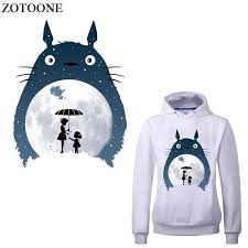 ZOTOONE Lovely <b>Cat Patch Iron On Transfers</b> Sticker For Clothes ...