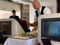 First Impressions: Air Italy A330 Business Class - Live and ...