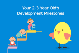 Developmental Milestone Chart For Your 2 3 Year Old Kid
