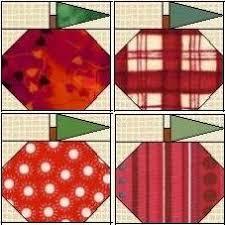 The Apple Quilt Block & The Apple Quilt Block. > Adamdwight.com
