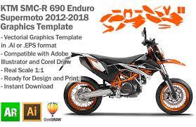 ktm smc r 690 enduro supermoto 2012 2013 2014 2015 2016 2017 2018