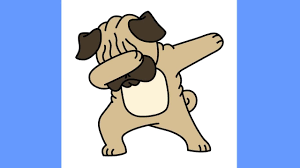 puppy drawing for kids. Simple Puppy How To Draw Dabbing Pug Step By Dog Puppy Drawing For Kids And Puppy Drawing For Kids