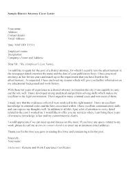 Sample Attorney Cover Letters Cover Letters For Attorneys Dew Drops