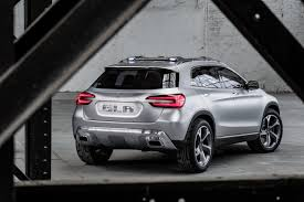 It's equally uncompromising on asphalt where it offers a whole new level of dynamism and comfort. Mercedes Benz Officially Reveals New Gla Compact Crossover Study 49 Photos Carscoops Mercedes Benz Gla Mercedes Gla Benz Suv
