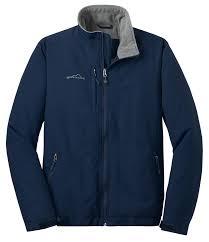 ed bauer mens fleece lined jacket