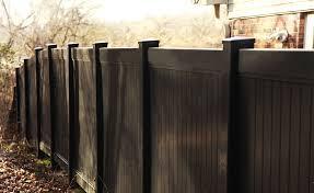 Black vinyl fence Pool Residential Black Vinyl Fence Fence Galleries Residential Black Vinyl Fence Good Christian Decors Remove Black