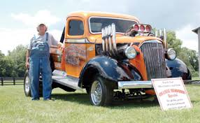 Truck puller going into state motorsports hall of fame   News ...