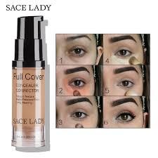 sace lady professional eye concealer makeup base 6ml