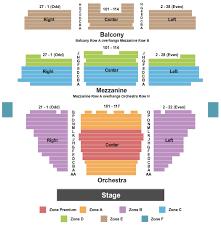 Longacre Theatre Seating Chart New York