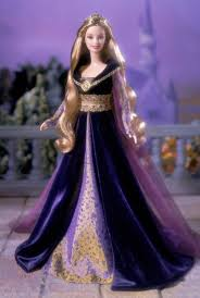 barbie doll. Princess Of The French Court Barbie Doll
