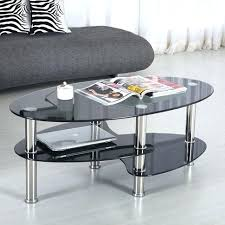 round silver side table large size of coffee chrome drum australia