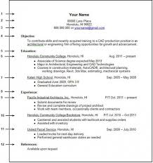 Resume Examples For Jobs With Little Experience Resume Examples How To  Write A Resume With Little Experience