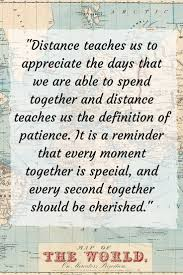 Long Distance Friendship Quotes Fascinating 48 Inspiring Long Distance Relationship Quotes