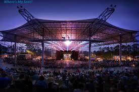 Verizon Wireless Amphitheatre Seating Chart Atlanta Pnc Music Pavilion North Carolina Tours Park Outdoor