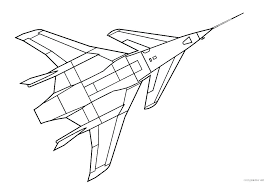 fighter jets coloring pages p4027 military fighter jet coloring pages plane coloring airplane color pages jet