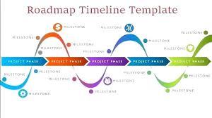Technical Roadmap Template Elements Example Technology Free