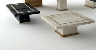 contemporary marble coffee table contemporary high gloss white or anthracite robin coffee