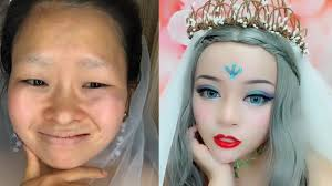 best viral asian makeup transformations 2018 asian makeup tutorials pilation part20 instafeedz