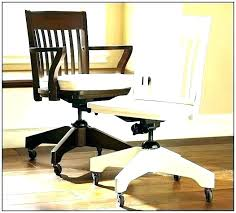 Wooden Office Chairs Bedroom Excellent Swivel Chair Wood Desk  Antique With Arms R16