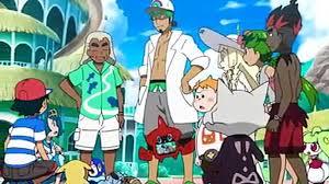 Pokémon sun and moon Ultra legends season 21 episode 13 - video dailymotion