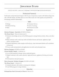 kitchen designer resumes best kitchen designer resumes resumehelp