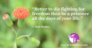 Fight For Your Life Quotes Fight For Your Freedom Till Death BeAnInspirer 40