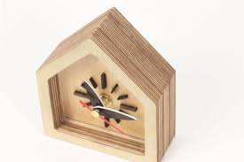 nice looking wooden desk clock mini size small oak wood table house clocks australia uk alarm