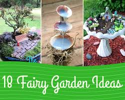 Small Picture 18 Fairy Garden Ideas Top Do It Yourself Projects