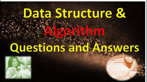 Design And Analysis Of Algorithms Mcq With Answers Datastructure Algorithm Design Analysis Questions And Answers Mcq Part 1
