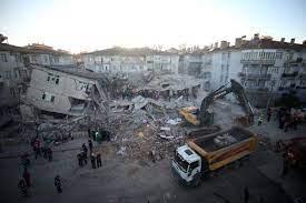 Turkey: Magnitude 5.1 earthquake hits ...
