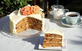 Carrot Cake Showstopper Bake With Stork