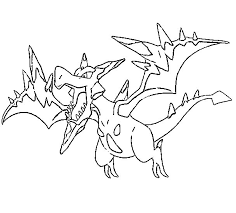 Small Picture Pokemon Coloring Pages Mega Coloring Page Pokemon Coloring Pages