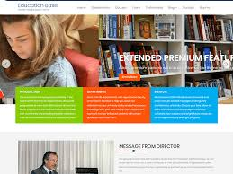 Templates For Education 10 Best Education School College Wordpress Themes And