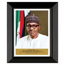 President Muhammadu Buhari Portrait   Konga Online Shopping