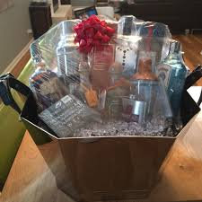 this gift basket is a perfect start to stocking your