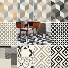 Patterned Vinyl Tiles Enchanting Patterned Ceramic Floor Tile Retro Patterned Vinyl Floor Tiles
