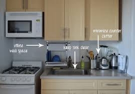 how to organize small kitchen counters trendyexaminer