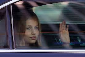 Princess Leonor, heir to Spanish throne, to study in Wales