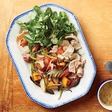 Roast Vegetable Tuna Salad Recipe ...