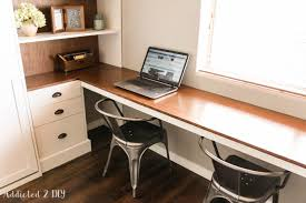 murphy bed office desk. Beautiful Office DIY Modern Farmhouse Murphy Bed How To Build The Desk Free Plans Within  Decor 7 Office L