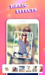 photo editor lab collage maker makeup stickers