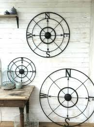 antique metal wall art decorating ideas image photo al pic of nautical decor pc wall art