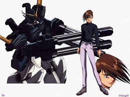 Gundam Wing voice Actor Kirby Morrow ...