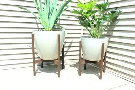 outdoor wooden plant stands modern wood plant stand wooden plant stands outdoor wooden planter stand and