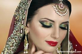 professional asian bridal makeup artist and hair stylist indian asian stani make up