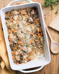 Cooking Light Chicken Rice Casserole Healthier Chicken And Rice Casserole