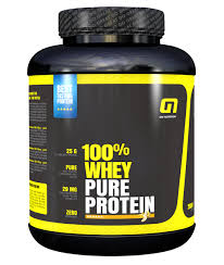 100 whey pure protein gn nutrition