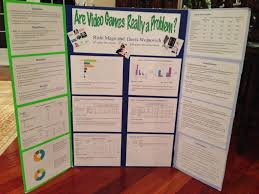 How To Make A Science Fair Poster For Less Than 10