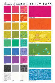 Sun Print 2020 Yardage | Alison Glass
